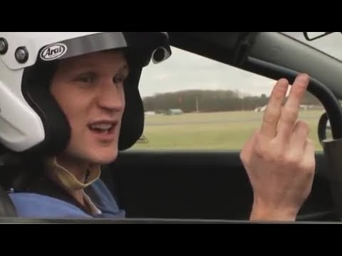 Matt Smith | Star in a Reasonably Priced Car | Behind the Scenes | Top Gear | BBC