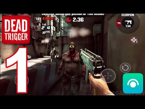 Download DEAD TRIGGER - Gameplay Walkthrough Part 1 (iOS, Android) HD Mp4 3GP Video and MP3