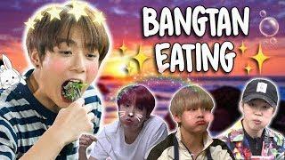 Bangtan Eating!