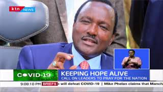 Kenyans keeping hope alive despite COVID-19 pandemic