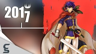 The Great History of Fire Emblem (1990 - 2018)