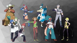 Can I Beat Pokemon Black with each Gym Leader's Best Pokemon? - GYM LEADER CHALLENGE