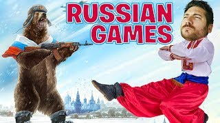 Russian Game Roulette - Narko Games Bundle