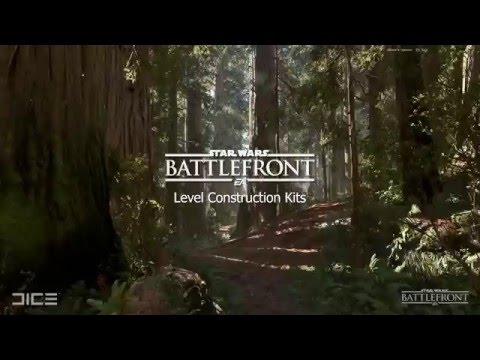 Ako sa vytvára level v Star Wars Battlefront