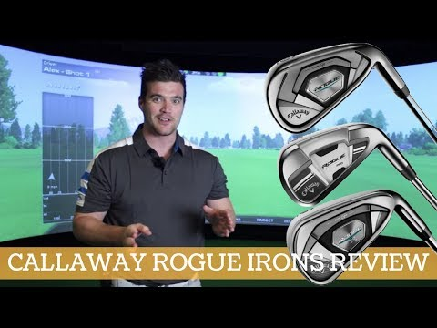 Callaway Rogue Irons Review (NEW)