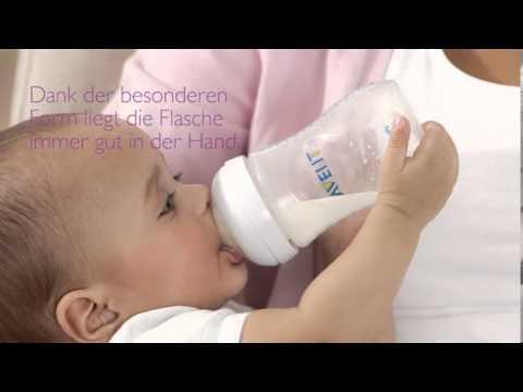 AVENT Natural Naturnah Flasche
