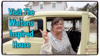 VISIT The Waltons Inspired Bed & Breakfast ** Tour the HOUSE Here!