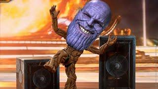 Thanos Slide (Toosie Slide Drake Thanos Avengers Endgame Marvel Parody)