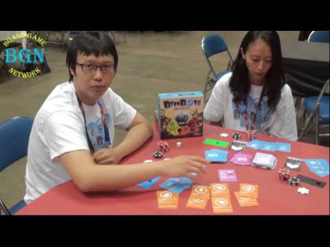 BetaBotz Rules/Gameplay At Gen Con 2016
