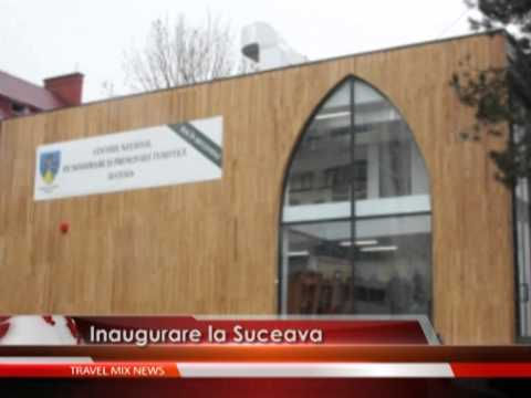 Inaugurare la Suceava