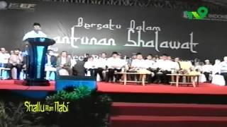 KH Hasyim Muzadi  Pidato Sambutan Di Pembukaan ISEF 2014