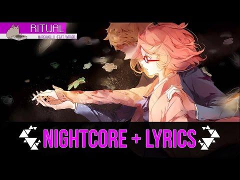 ❰ Nightcore → Ritual (Marshmello ft. Wrabel) + Lyrics ❱