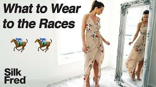 Races Dresses | What To Wear To The Races | Ladies Day Dresses