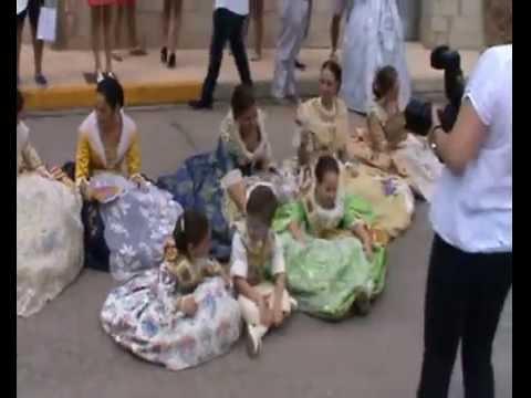 Palma de Gandia  fiesta patronalna.