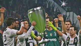 PES 2019 - Juventus vs Manchester City| Final UEFA Champions League | PS4 PRO