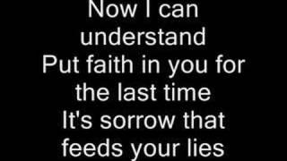 Burn It Down Lyrics -Avenged Sevenfold-