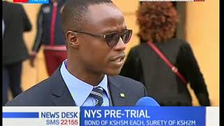 Youth Nation President, David Nduati on how graft has affected the youth