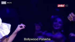 Shaheer Sheikh And Zaskia Gotik Dancing On Chogada Tara