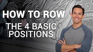 Rowing Machine Tutorial - Video 5. Explaining the Stroke