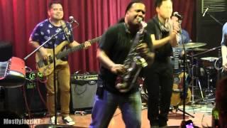 Sandhy Sondoro ft. Nicky Manuputty - Superstar @ Mostly Jazz 28/05/14 [High Quality Mp3]