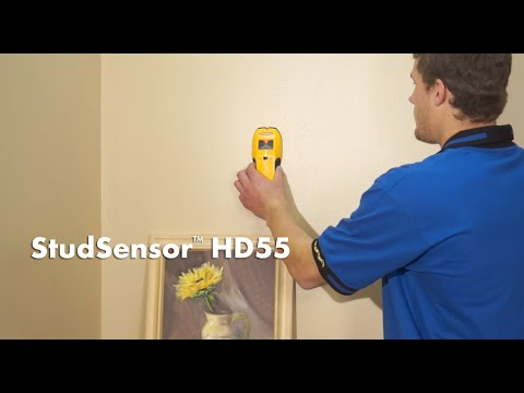 Zircon StudSensor HD55 Edge Finding Stud Finder