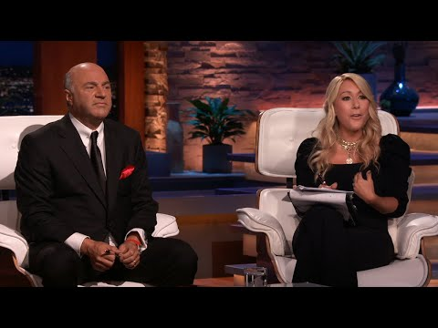 Lori Greiner and Kevin O'Leary Make Dueling Deals - Shark Tank