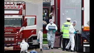 39 nạn nhân thiệt mạng trong container ở Anh đều là người Việt   VTV24