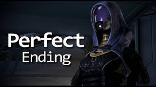 Mass Effect 3 - Perfect Ending - Shepard lives (HR Textures)