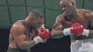 Бокс.Майк Тайсон- Джеймс Бастер Дуглас (комментирует Гендлин) Mike Tyson vs James Buster Douglas