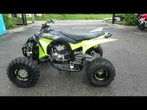 2020 Yamaha YFZ450R SE in Sanford, Florida - Video 1