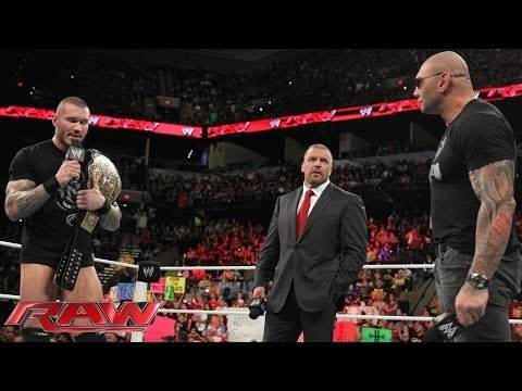 Video: Triple H adds a stipulation to his WrestleMania ...
