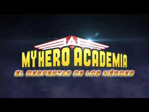 Trailer My Hero Academia: el despertar de los héroes