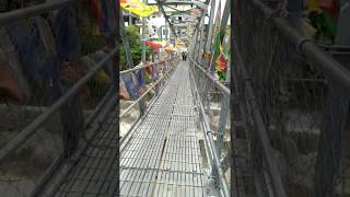 preview picture of video 'Bhutan Hanging Bridge II New Video 2019'