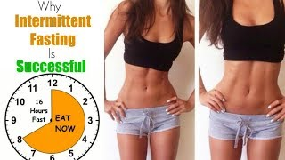 Intermittent Fasting = Quick Weight Loss
