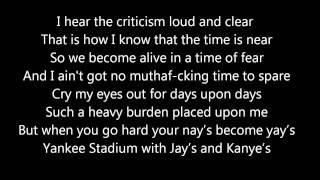 Nicki Minaj ft. Rihanna Fly lyrics