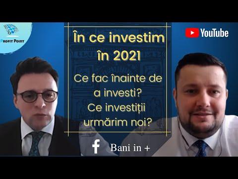 Ce oportunități urmăresc pentru anul 2021?  Cum profităm de situația economică actuală?