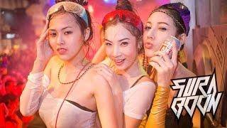 เพลงติ๊ดๆเปิดในผับ 2016 Vol.7 ใหม่ล่าสุดเดือน เมษายน สงกรานต์ DJ สุรบุ๋น