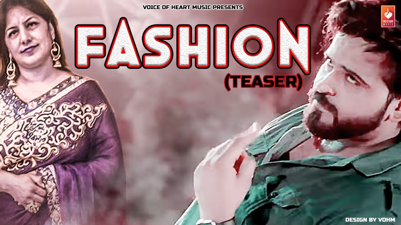 fashion  TEASER    Rishabh dabas   Manisha Garg   Mamta chaudhary   latest haryanvi songs haryanvi Video,Mp3 Free Download
