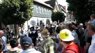 preview picture of video 'Altstadtfest Wolfenbüttel 2009 Umzug'