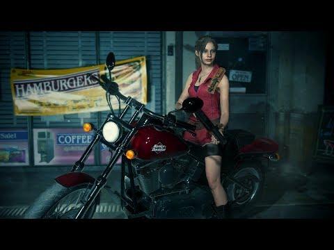 Vidéo pour les costumes d'origine de Leon et Claire de Resident Evil 2