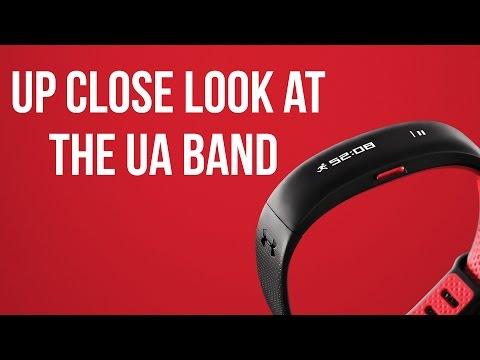 Up close look at the UA Band