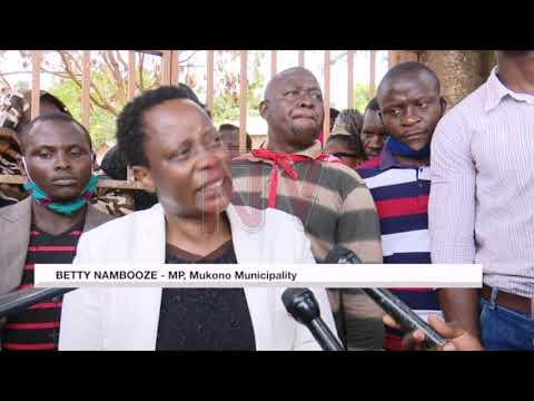 Stranded DP leaning MPs board Kyagulanyi express