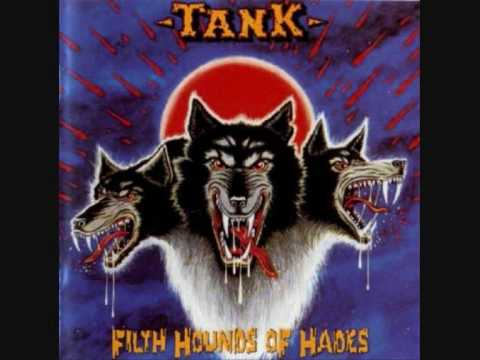 Tank - Run Like Hell (Demo Version) online metal music video by TANK