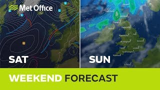 Weekend weather – Expect a big difference between north and south 04/10/18
