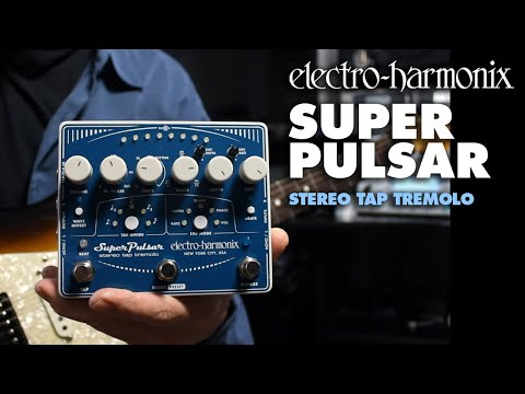 ELECTRO HARMONIX Super Pulsar Kytarový efekt