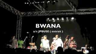 JP BUSE - BWANA ( Extrait album Je déclare ma victoire ) / CONGO GOSPEL SOUKOUSS