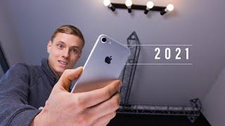 Sollte man das iPhone 7(Plus) im Jahr 2021 noch kaufen? | iPhone 7 REVIEW