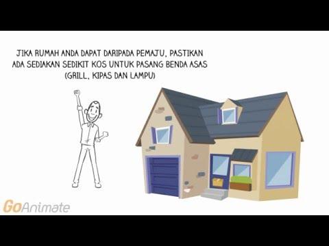 Panduan Membeli Rumah Pertama