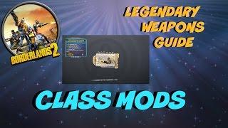 legendary killer class mod - TH-Clip