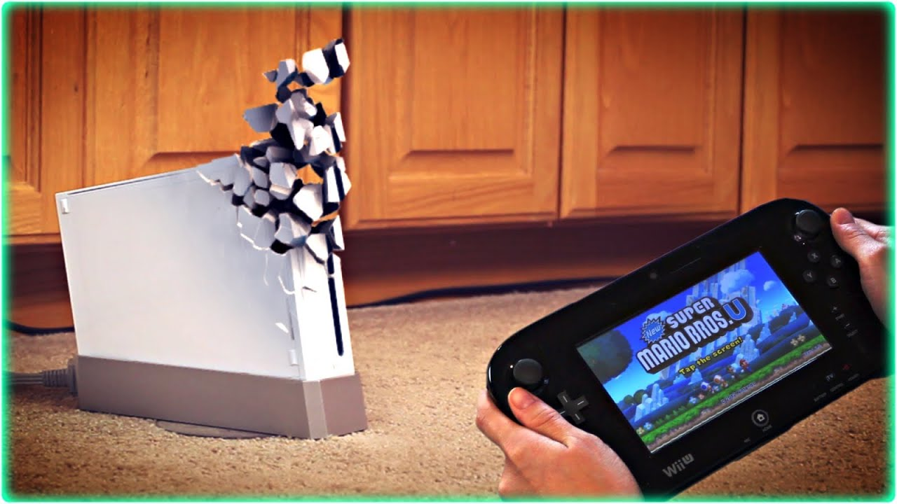 People Would Know What A Wii U Is If This Was Its Official Commercial